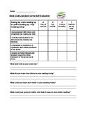 Book Club Self Evaluation