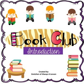 Book Club Intro: Building Student Ownership through Rich Literacy Discussions