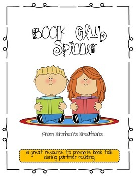 Book Club Spinner