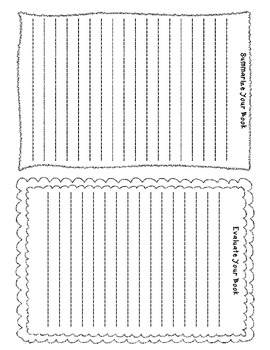 Book Club Student Forms