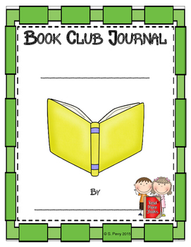 Book Club Student Journal