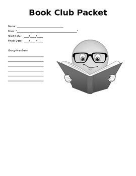 Book Club Student Packet