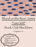 Book Club Study: Blood on the River James Town 1607 ~ Section 1 blackline master