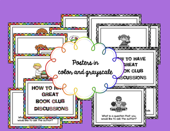 Book Club Complete Survival Kit for Grades 3 to 5