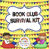Back to School Book Club Complete Survival Kit for Grades 3 to 5