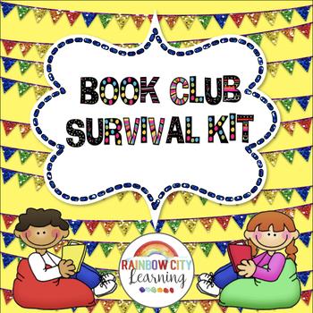 Book Club Survival Kit