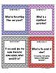 Book Club Task Cards