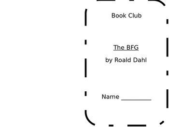 Book Club - The BFG