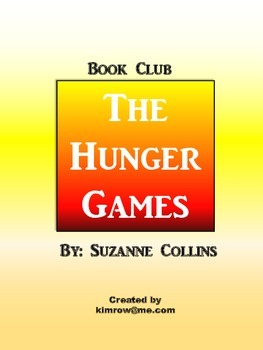 Book Club - The Hunger Games