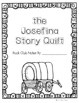 Book Club - The Josefina Story Quilt