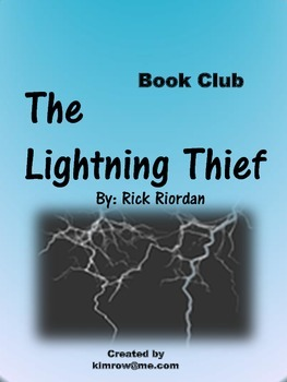 Book Club - The Lightning Thief