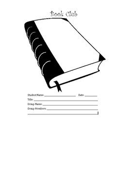 Book Club Tool Kit