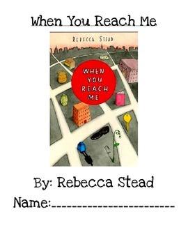 Book Club-When You Reach Me (Rebecca Stead)