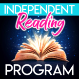 Independent Reading Program: Accountability, Engagement, a