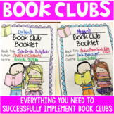 Reading Workshop: Implementing Book Clubs (Unit 6)