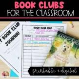 Book Clubs for Any Novel | Printable & Digital