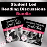 Student Led Reading Discussions | Book Clubs | Book Talks Bundle