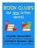 Book Club Reading Response Journals & Jobs