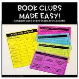 Book Clubs Made Easy (Grades 1-3)