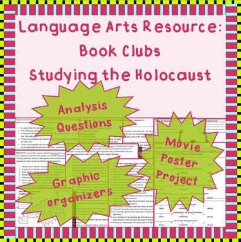 Book Clubs: The Holocaust