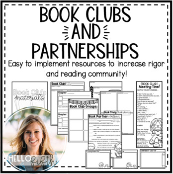 Book Clubs and Partnerships for Upper Graders