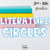 Book Clubs for 3rd through 5th Grade