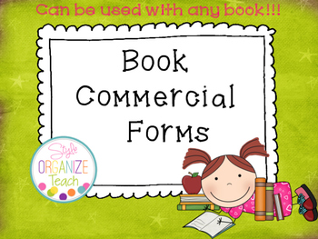 Book Commercial