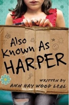 Book Commercial for Also Known as Harper