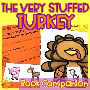 Book Companion BUNDLE | Special Education Resource
