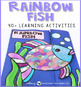 Book Companion Bundle 1 (Rainbow Fish, Mr. Hatch, Enemy Pie, Chesters Way)