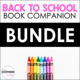 Book Companion Bundle | Reading Activities | Distance Learning