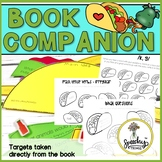 Book Companion - Dragons Love - Tacos Activity