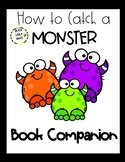 Halloween Book Companion - How to Catch a Monster
