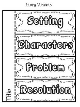 Book Companion- Interactive Notebook Activities (K-3rd)