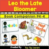 Leo the Late Bloomer Book Activities Grades PK and K