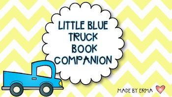 Book Companion: Little Blue Truck