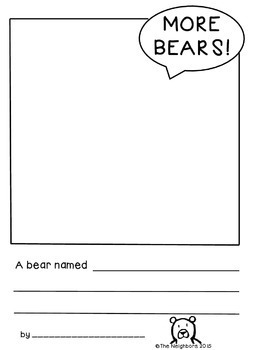 """""""More Bears!"""" Book Companion: Activities and Writings"""
