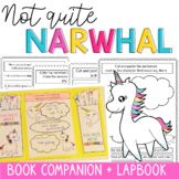 Not Quite Narwhal activities - Interactive read aloud, Lapbook, Book extension