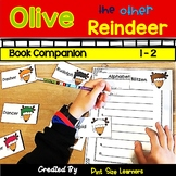 Book Companion Olive the Other Reindeer Grades 1 and 2