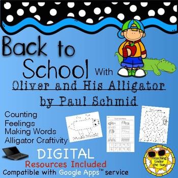 Book Companion: Oliver and His Alligator; Alligators