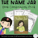 Book Companion Pack: The Name Jar | Distance Learning