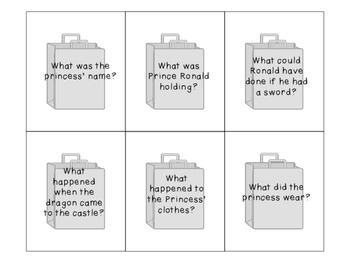 Book Companion-Paper Bag Princess
