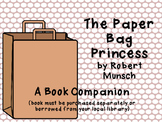 Book Companion-Paper Bag Princess