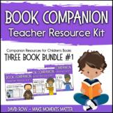Book Companion Resource Kit - Bundle #1