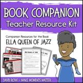 Book Companion Resource Kit - Ella Queen of Jazz - Ella Fi