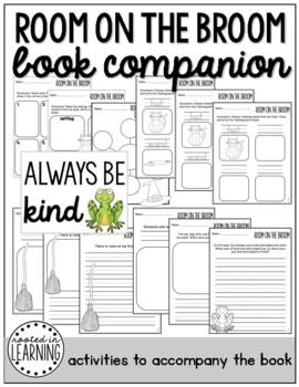 Book Companion: Room on the Broom