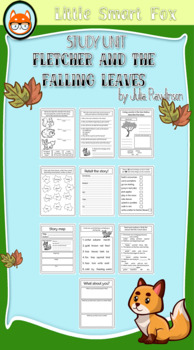 Book Companion/Study Unit -  Fletcher and the Falling Leaves by Julia Rawlinson