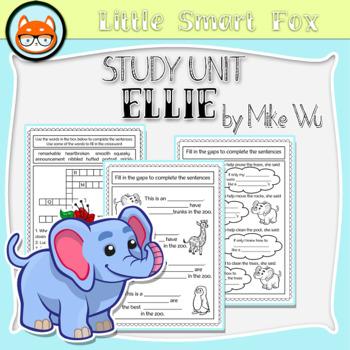 Book Companion/Study Unit -  Ellie by Mike Wu