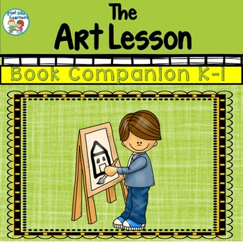 The Art Lesson Book Activities Grades 1 and 2