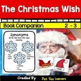 The Christmas Wish   Book Based Activities   December   Grades 2 and 3